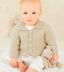 Children's Jackets in Rico Baby Classic DK - 089