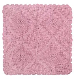 Square Leaf Blanket