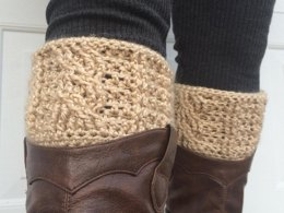 Arrowwood Boot Cuffs