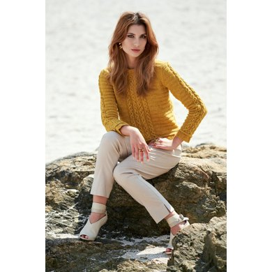 Yellow Gold Pullover