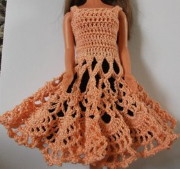 Kelsey Dress for Barbie
