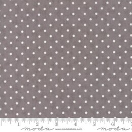 Moda Fabrics 3 Sisters Poetry Charcoal Fabric - 44137 12