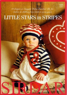 Little Stars in Stripes - 355