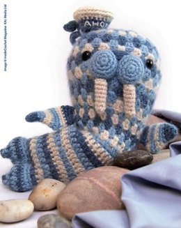 Walter The Walrus Amigurumi Pattern