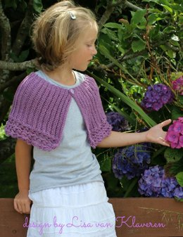Yesteryear Capelet