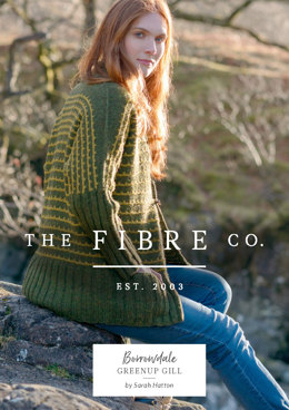 Greenup Gill Jacket in The Fibre Co. Lore - Downloadable PDF