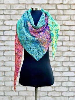 Daydreamer Shawl