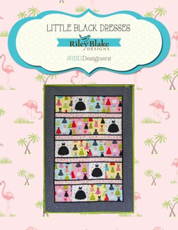 Riley Blake Little Black Dresses - Downloadable PDF