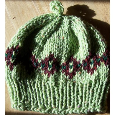 Cute and Cozy Cap for baby (0-3m)