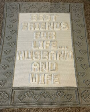 Husband Wife Crochet Pattern By Tricia Crow