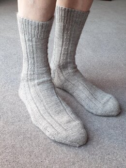 Karl's Socks with Double Thickness Soles