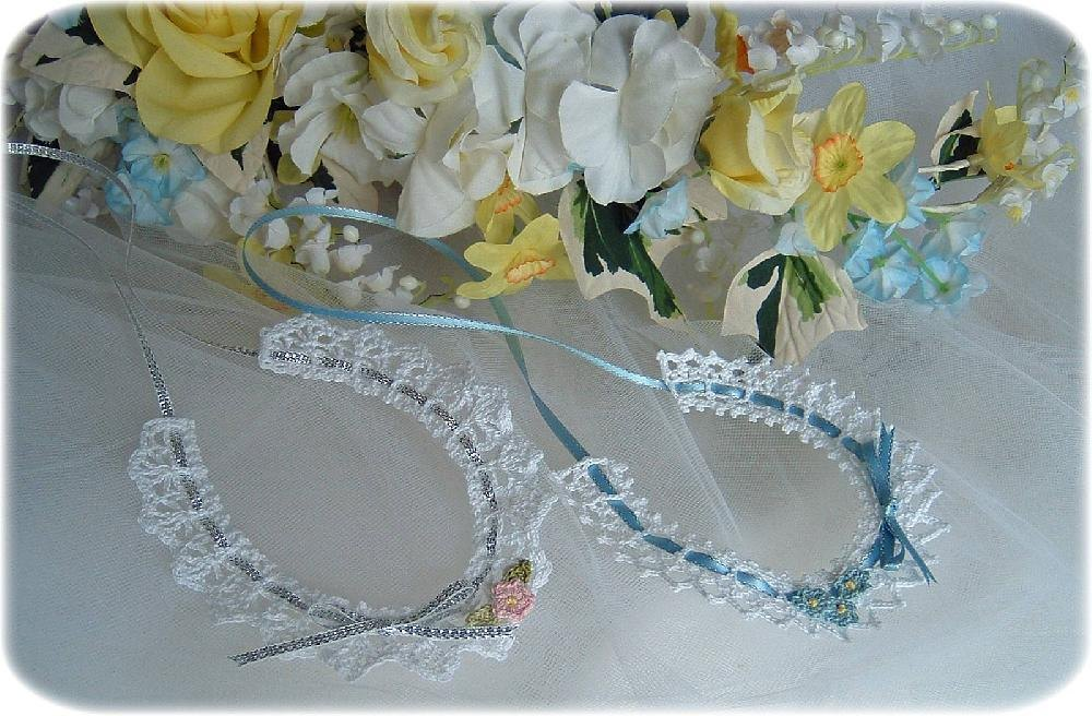 Wedding Horseshoes Crochet Pattern By Frances Powell Crochet