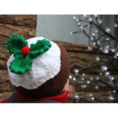 Chunky christmas pudding hat knitting pattern by vikki bird chunky christmas pudding hat knitting pattern by vikki bird knitting patterns loveknitting dt1010fo