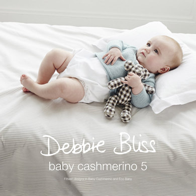 Baby Cashmerino Book 5 by Debbie Bliss