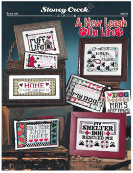 Stoney Creek A New Leash On Life - Book - SCB490 -  Leaflet