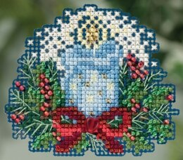 Mill Hill Candlelight Cross Stitch Kit