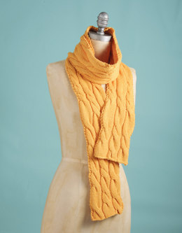 Rambling Scarf in Spud & Chloe Sweater