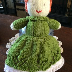 Topsy Turvy Doll Crochet Pattern By Carolyn Christmas