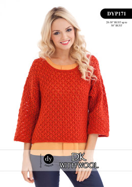 Sweater in DY Choice DK With Wool - DYP171