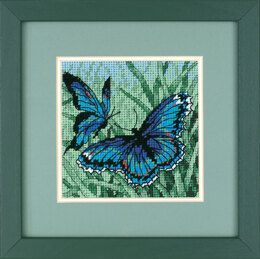 Dimensions Butterfly Duo Tapestry Kit
