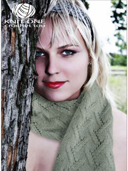Charleston Scarf by Knit One Crochet Too Pediwick - 1768 - Downloadable PDF