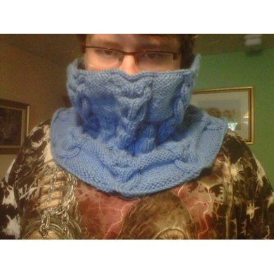 Owl wrap you up cowl