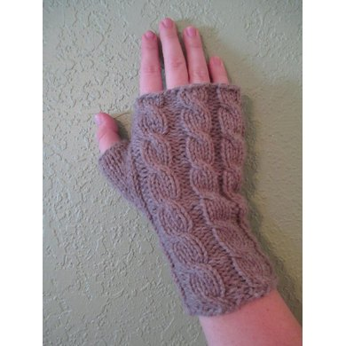 Back to Basics Wrist-Warmers