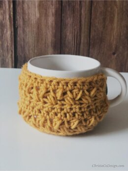 Coffee Bean Cup Cozy