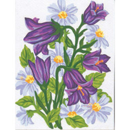 Collection D'Art Bluebells Tapestry Kit