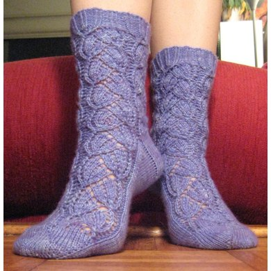 Bellflower Socks