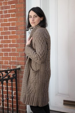 Kailash Cabled Cardigan