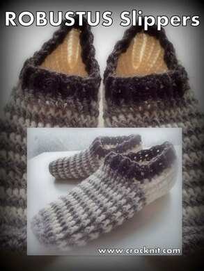 ROBUSTUS Slippers