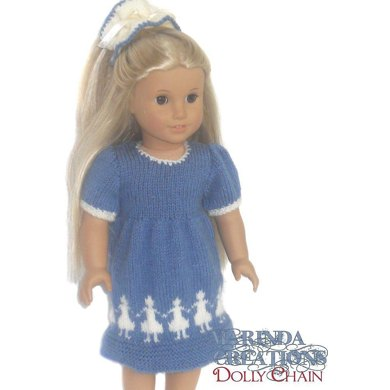 DOLLY CHAIN For AG DOLLS