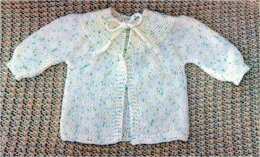 Easy Infant Sweater