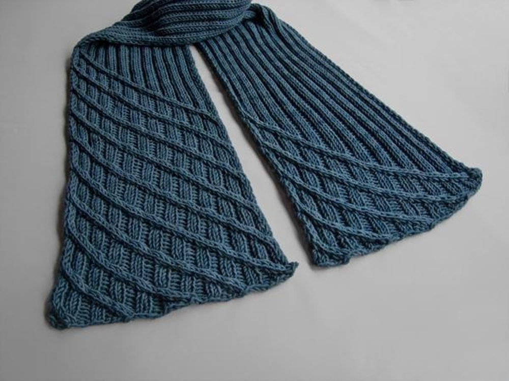 Velvet Scarf Knitting Pattern By Arlene S World Of Lace