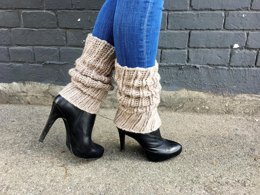 Crochet Leg Warmers Pattern: A-Leg-Up Leg Warmers