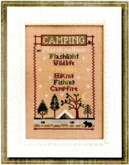 Country Cottage Camping Trip - CCN135 -  Leaflet