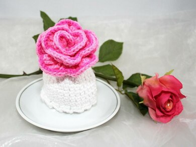 Rose - Egg Cozy
