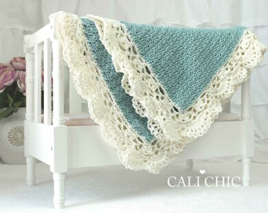 Claire Baby Blanket #144