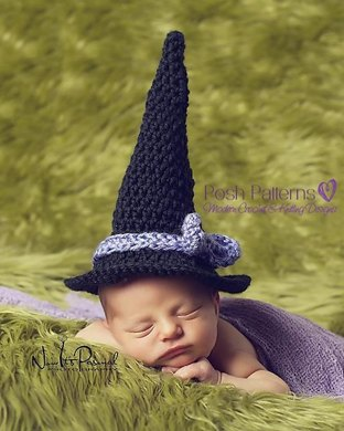 Baby Witch Hat 201