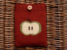 Sweet Apple Kindle Cover