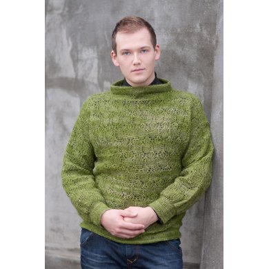Linden Leaves Sweater