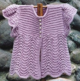 Angel Sweater for Baby