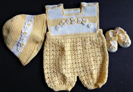 Baby Romper Outfit