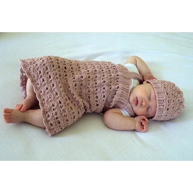 Lace Confection Baby Dress