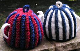 Chunky Rouched Tea Cosy