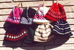 Rocky Mountain Hats and Headbands Pattern