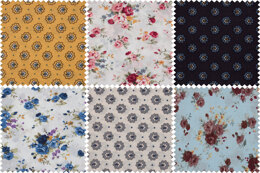 Sew Easy Fat Quarter Bundle - Floral