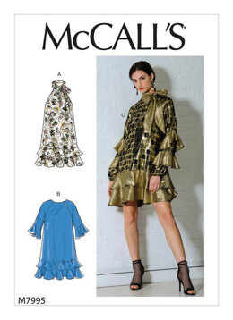 McCall's Misses' Dresses M7995 - Sewing Pattern