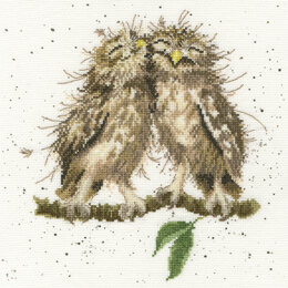 Bothy Threads Birds of a Feather Cross Stitch Kit